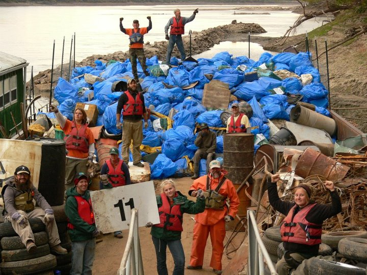 About Missouri River Relief