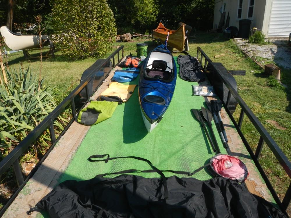 Boat...CHECK! (1/6)