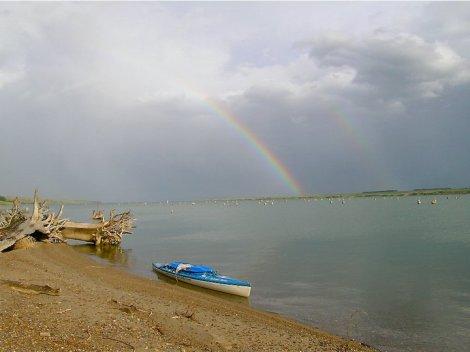 Norm's Kruger canoe