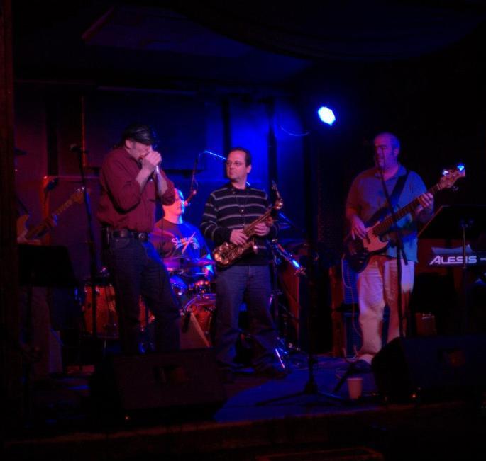 Band-Sax and Harp