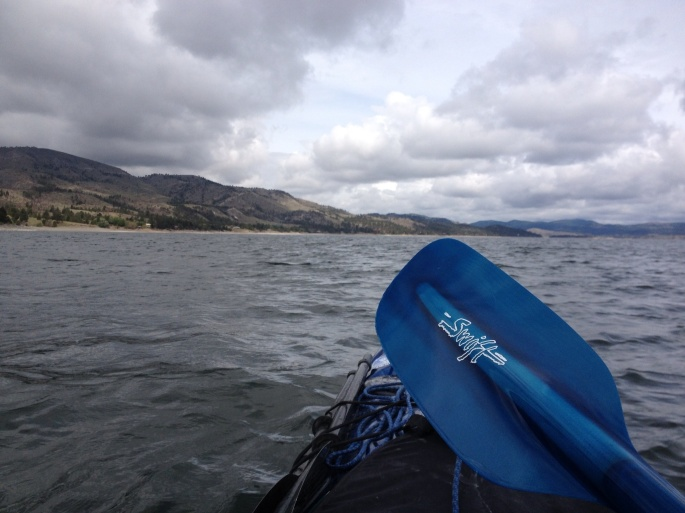 I love my Shasta kayak and especially my Swift paddles.