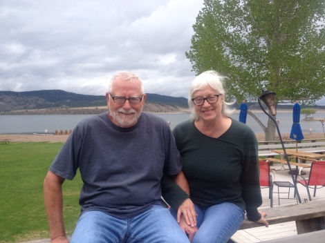 Conrad and Cheryl Hale owners of Lakeside on Hauser.