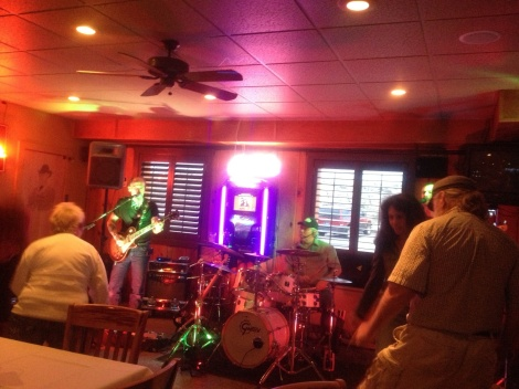 And, local Helena band, Quarry Road, delighted the crowd Saturday night with great music. See what I mean, great place to layover!