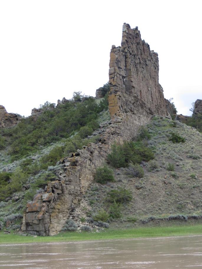 Grand Natural Wall