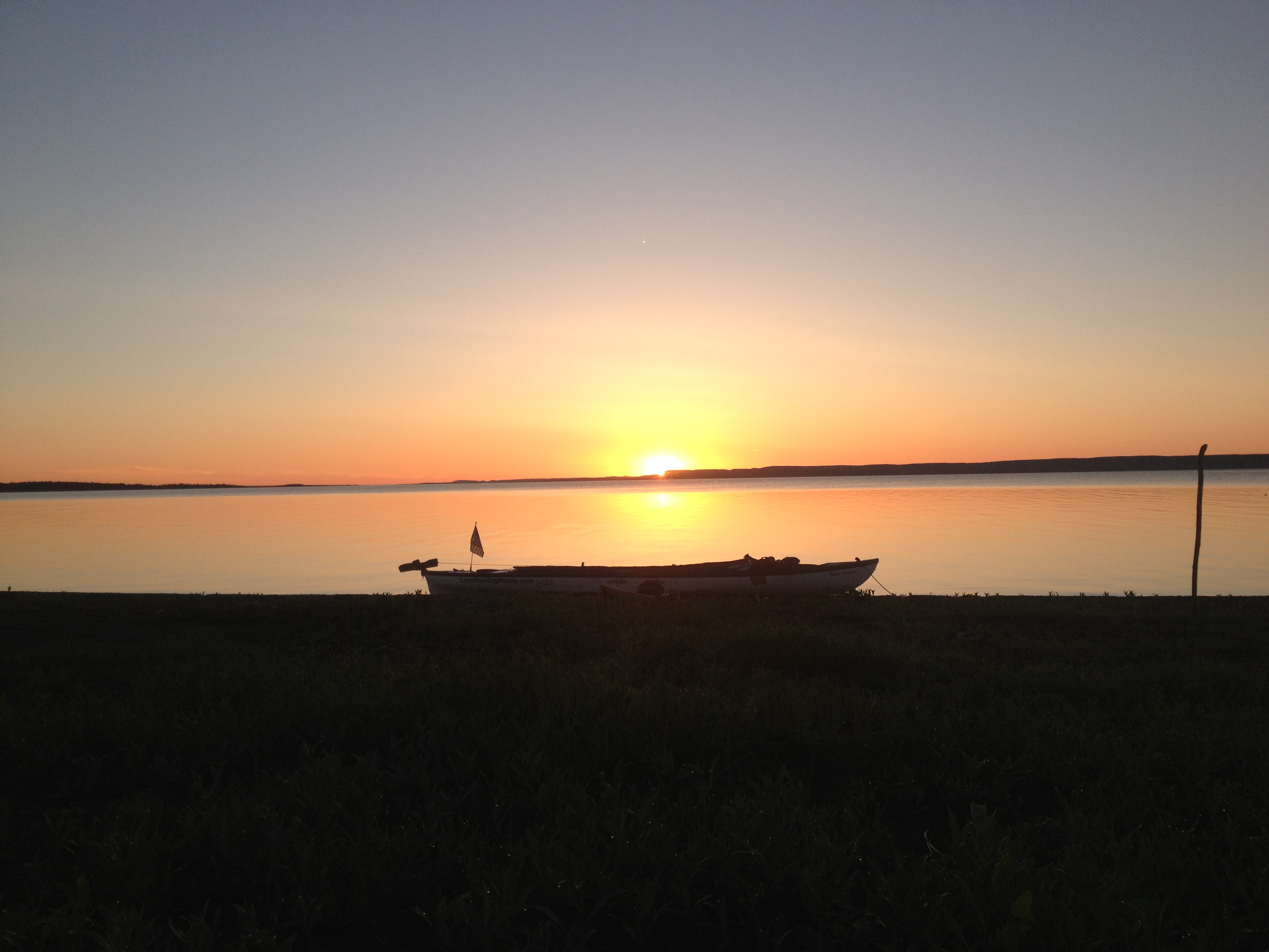 So long, Fort Peck Lake. It has been a pleasure.