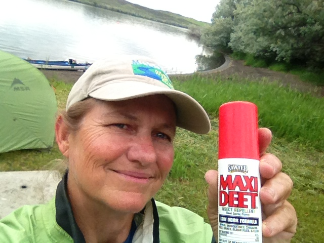 My best friend on the Missouri River. Don't leave home without it.