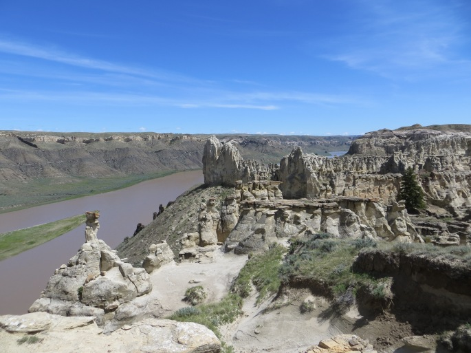 Hole in the Wall, Upper Missouri River Breaks National Monument