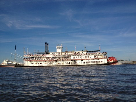 The Natchez of New Orleans.